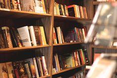 Você tem que conhecer: Livraria Arte E Letra (part 2)