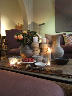 HOME INTERIOR & LIFESTYLE : Autumn...new look