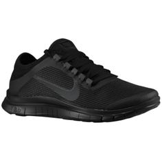 on sale 93a8a 3bc5f Nike Free 3.0 V5 Ext - Womens - BlackBlackAnthracite Nike Running Femme