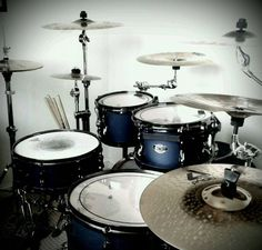 Repost - this kit is nice. The new drum set I'm getting. The first step to following my dreams.@BRRAY LOK@