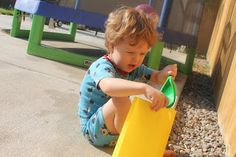 David and Goliath activities and crafts for a toddler