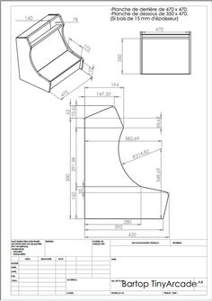 Get A Lifetime Of Project Ideas and Inspiration! Step By Step Woodworking Plans Woodworking Table Saw, Router Woodworking, Woodworking Projects Diy, Diy Projects, Popular Woodworking, Bartop Arcade Plans, Arcade Cabinet Plans, Arcade Console, Video Game Rooms