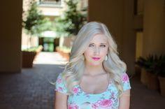 Floral Bodycon ~ Bay Area Blonde