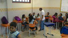 Blog do Inayá: Professor Marcelo Vieira Ramos usa celular como ferramenta de estudo
