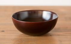 Daily use wipe lacquer bowl (Minna tools vol.0)