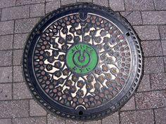 Fujiidera city Osaka pref manhole cover(大阪府藤井寺市のマンホール) | by MRSY