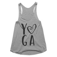 58aa75c869 Items similar to Yoga Tank Tops with Sayings - Yoga Clothes - Yoga Lover  Gift - Yoga Tank Top - Yoga Workout Tops - Yoga Fitness Gifts - Gift for  Her on ...