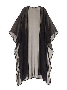 Victoria's Secret Drapey Cover-up Kimono (Small)