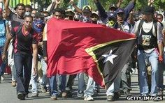 East Timor – 20 May - Independence from Indonesia in 2002