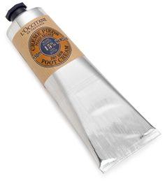 L'Occitane Creme Pieds, Beurre de Karit?? (Shea Butter Foot Cream), 5.2-Ounce Tube