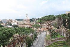 #Roma from the #AltaredellaPatria