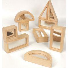 Mirror Blocks, 10 pieces, GD3017