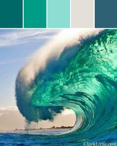 Color Curl Designed By Ange Gaffke via Stylyze