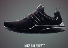 Nike Air Presto Genealogy Of Free Black
