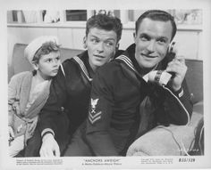 Gene Kelly, Frank Sinatra & Dean Stockwell, Anchors Aweigh (1945)