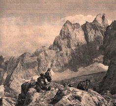HAKKARİ-REŞKO TEPESİ;Cilo dağlarının 4170 m yüksekliğindaki Beşko tepesi ,bölgenin en yüksek doruğudur