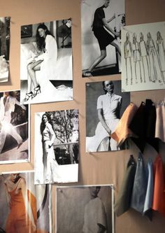 Tibi S/S 2012 mood board