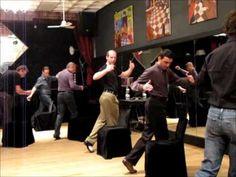 Tango, technique man by Jordi Moragues - YouTube