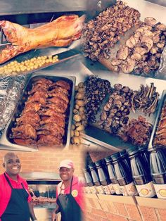 Nyama Spitbraai 4 Sausage, Meat, Wedding, Food, Valentines Day Weddings, Weddings, Eten, Sausages, Mariage