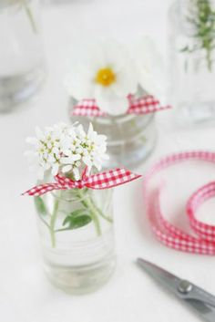 Gingham Wedding Inspiration