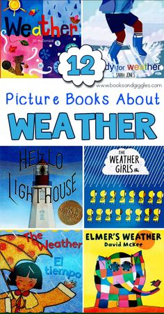 Weather Books for Kids