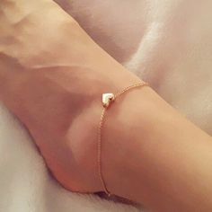 2016 New sell like hot cakes Fashion Foot jewelry heart anklets nice gift for women girl