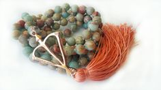 How to find the perfect mala beads. #yoga, #yogalife