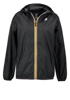 KWay CLAUDETTE Regenjas black, 89.95, Meer info via http://kledingwinkel.nl/shop/dames/kway-claudette-regenjas-black/