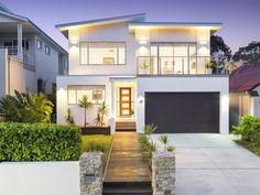 Photo of a house exterior design from a real Australian home - House Facade photo 16295713. Browse hundreds of facade designs from Australian homes on Home Ideas.