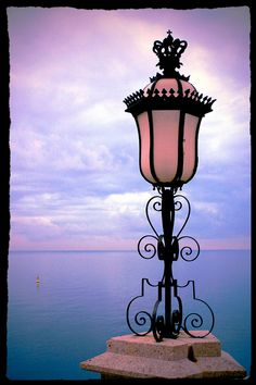Lamp to Sea - Italy