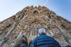 Sagrada Família: Guided Tour with Tower Visit - Barcelona, Spain Visit Barcelona, Barcelona Spain, The Two Towers, Local Tour, Gaudi, Tour Guide, More Photos, The Locals, Around The Worlds
