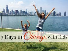 Recently, we spent 3 days in Chicago with kids and found all the best museums, parks, restaurants & attractions to take them to. Here's a 3 day itinerary.