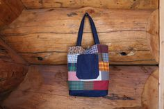 Patchwork denim tote bag, patchwork bag, patchwork tote, denim bag, denim tote, jean bag, jean tote, market bag, market tote, recycled denim by SewManyScraps on Etsy https://www.etsy.com/listing/287260467/patchwork-denim-tote-bag-patchwork-bag