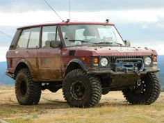 Range Rover Classic found on Pirate4x4