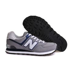 White Grey Blue New Balance 574 ML574APG Men Shoes New Balance 574 Grey, New  Balance 2781c6748884