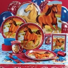 My Kids Birthday Parties: Horse Theme  I want this for my birthday!