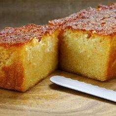 Quatre quarts cake