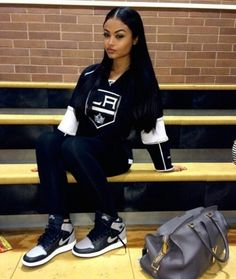 Find images and videos about girl, swag and india westbrooks on We Heart It - the app to get lost in what you love. Dope Fashion, Fashion Killa, Urban Fashion, Teen Fashion, Fashion Outfits, Tomboy Outfits, Swag Outfits, Dope Outfits, Casual Outfits