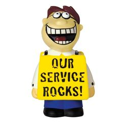Service Talking Stress Reliever Gift - customer service gift