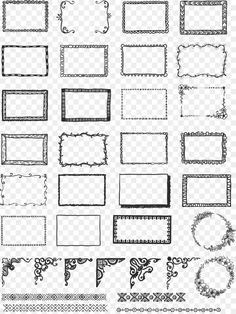 Picture frame Drawing Illustration - Hand painted graffiti border Drawing Borders, Doodle Borders, Page Borders Design, Border Design, Borders Bullet Journal, Cool Background Designs, Drawing Frames, Drawing Ideas, Graffiti Pictures