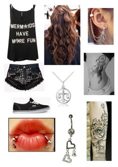 Untitled #249 by foreversandalways on Polyvore featuring polyvore, fashion, style, Runwaydreamz and Vans