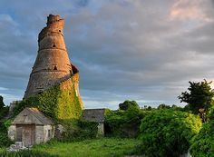 Ancient Tower, Ireland