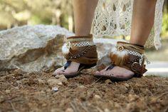 Dream Layer. Dream Boho Sandals.