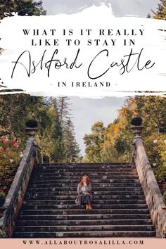 Have you ever wondered what it is really like to stay in an Irish castle? All About RosaLilla stayed in Ashford Castle, one of Ireland's most luxurious 5 star hotels in Ireland | Ashford Castle Hotel | Luxury Travel Ireland | Luxury Hotel Ireland | Five Star Hotels Ireland | Fairytale Castles #ashfordcastle #galwayireland #fairytalecastles #luxurytravel #besthotelireland #besthoteleurope #besthotelintheworld #luxurytraveleurope Ireland Travel Guide, Europe Travel Guide, Italy Travel, Travel Destinations, Ashford Castle Hotel, European Travel Tips, Castles In Ireland, Best Travel Guides, Fairytale Castle