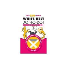 White Belt Dot-to-dot (Paperback)