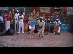 Salsa House En Cuba - Descarga En Callejón De Hamel - YouTube