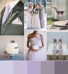 A Lavender Wedding