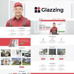 Explore the best WordPress themes for businesses and personal sites. Find your premium, top or free best WordPress theme to suit your project. Web Design Tips, Web Design Services, Art Design, Homepage Design, Top Wordpress Themes, Wordpress Theme Design, Home Repair Services, Graphic Design Fonts, Website Themes