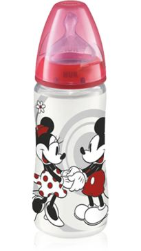 Biberão NFC mickey e minnie 300ml (6-18m)