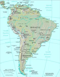 Backpacking South America Tips